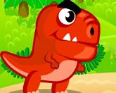 Охота динозавров