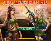 Джилл и Джейн в танке