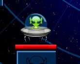 Посадка инопланетного корабля