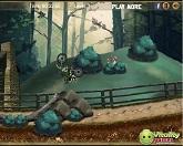 Лесной мотокросс