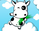 Корова прыгунья