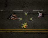 Зомби атакуют город