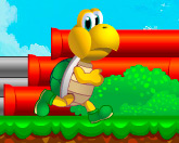 Черепаха и Марио