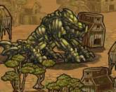 Нападение гигантского монстра