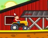 Гонки реднеков на тракторах смерти