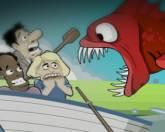 Большая хищная рыба