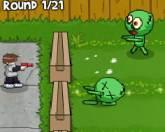 Баррикады против зомби