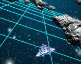 Сквозь поле астероидов