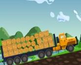 Огромный грузовой монстр