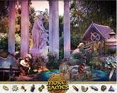 Мистический античный сад