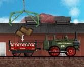 Поезд 19 века
