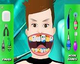 Профессиональный дантист по имени Бен