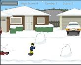 Снег блицкриг