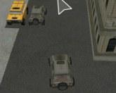 Парковка внедорожника 3D