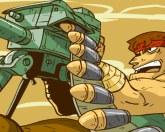 Рэмбо и пулемет