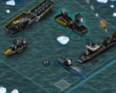 Эффектный морской бой