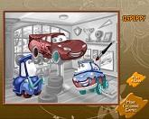 Раскраска Автомобилей