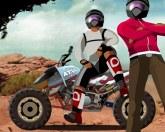 Крутые мотоциклисты