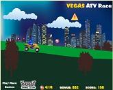 Вегас ATV Гонка