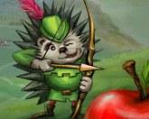 Ежик – лесной лучник