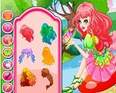 Цветочная фея бабочка