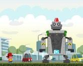 Большой злой робот