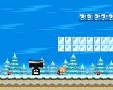 снежные приключения Марио