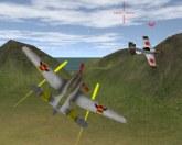 3D воздушный бой