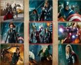 Пазл с Мстителями
