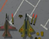 Парковка F-22 Raptor