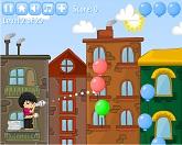 Боб и воздушные шары