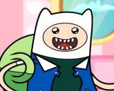 Финн у зубного
