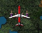 Летчик на задании