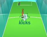 Супер скорость: футбол один на один