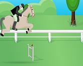 Лошадь прыгун
