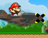 Марио самолет