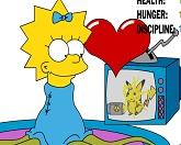 Симпсоны: тамагочи