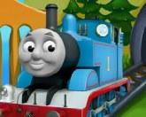 Томас возит фрукты