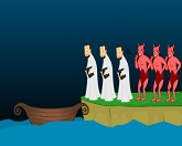 Священники и дьяволы
