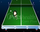 Гарфилд: пинг понг