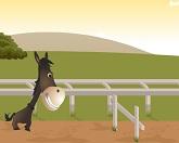 Лошадка, беги беги