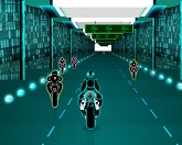 3D мотоциклетная горка