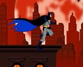 Бетмен межит в туалет