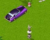 Шикарный лимузин