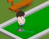 Мини гольф 4