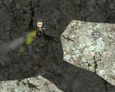 Джетпак в пещере