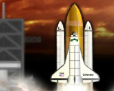 Запуск космического шаттла