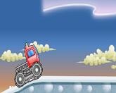 Снежный грузовичок