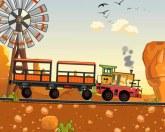 Пустынный поезд