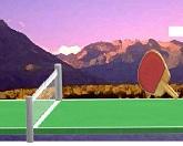 Экстремальный настольный теннис